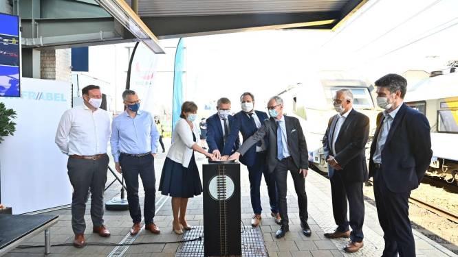 Treinaanbod vanuit Noord-Limburg uitgebreid dankzij afronding van elektrificatiewerken