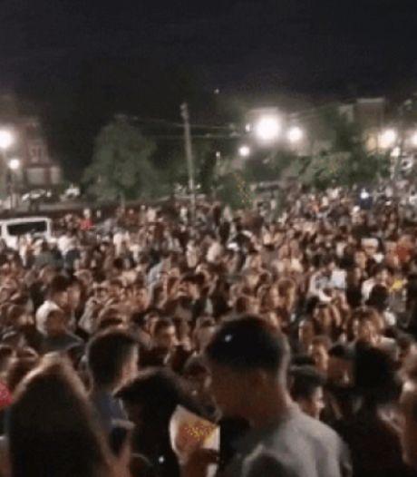 """Rassemblements nocturnes à Ixelles et Anderlecht: """"Je tire la sonnette d'alarme car ce phénomène va se multiplier"""""""