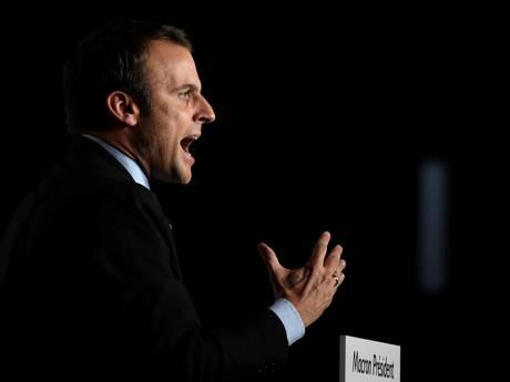Campagneteam Macron: presidentskandidaat slachtoffer van 'grote hack'