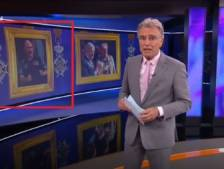 Darter Van Gerwen over NOS-blooper: 'Blijf van me lintje af'