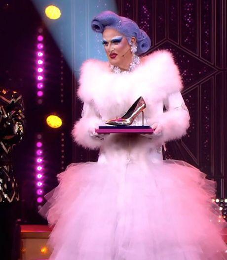 'Angela de Jong is welkom in drag queen-show van RTL'