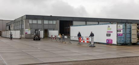 Brandhaard Genemuiden meldt zich en masse op eerste dag tijdelijke testlocatie