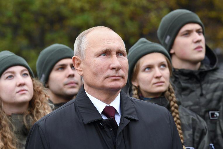 Vladimir Poetin laat doorgaans al zeer weinig los over zijn 'gewone' privéleven, laat staan dat de voormalig KGB-officier informatie deelt over zijn daadwerkelijke geheimen. Beeld via REUTERS