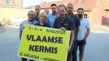 Horebeke maakt zich op voor Vlaamse kermis