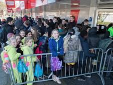 Marion beschimpt tijdens het foekepotten: 'de traditie slaat door'