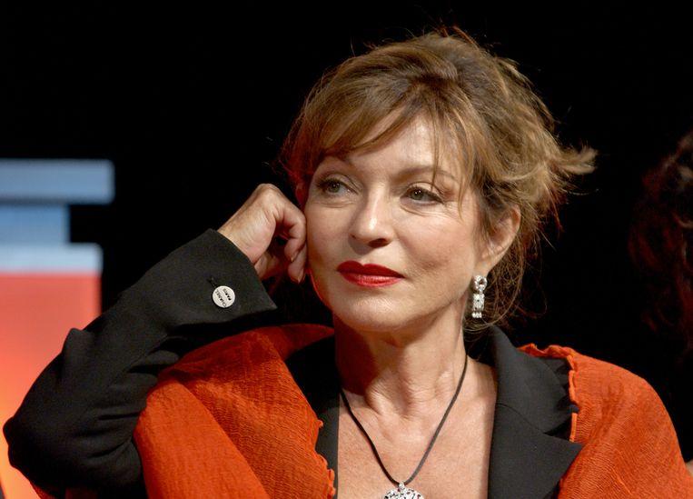 Marie-France Pisier, de tante van de tweeling, was een bekende actrice. In 2011 werd ze dood gevonden in haar zwembad. Beeld Hollandse Hoogte / AFP