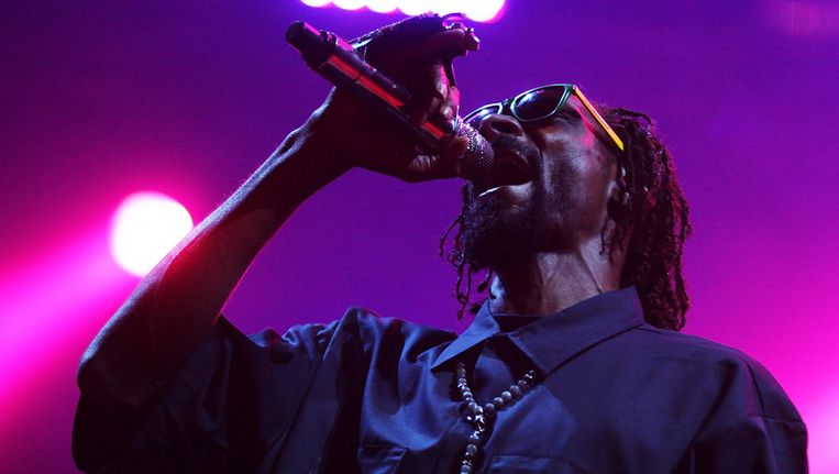 Snoop Dogg Beeld getty