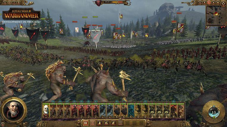 Total War: Warhammer Beeld Sega