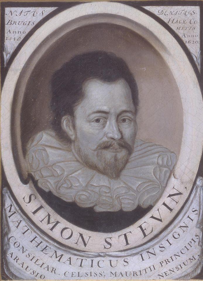 Simon Stevin.