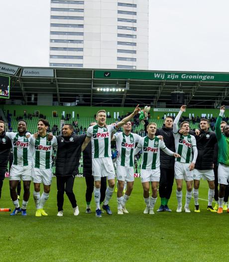 FC Groningen boekt winst door transfers