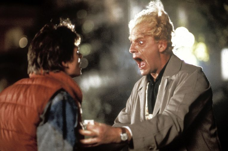 Back to the Future (1985).  Beeld Universal