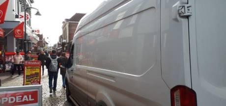 Leveranciers krijgen 's middags geen toegang meer tot winkelstraten Winterswijk