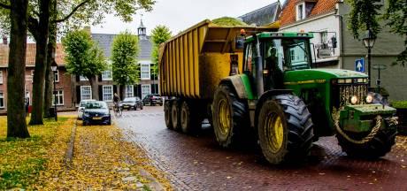 Voor 2020 geen oplossing hinderlijk landbouwverkeer Hilvarenbeek