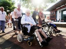 Ondanks hitte veel animo voor driedaagse voor ouderen in Rijssen