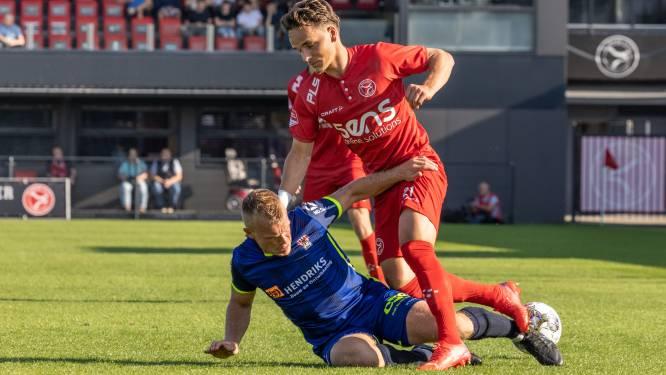TOP Oss redt het niet tegen stuk sterker Almere City