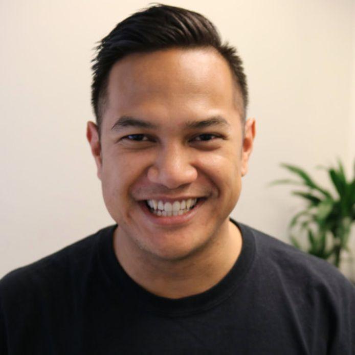 Jerrymie Marcus, werkzaam bij handelsplatform BTC Direct.