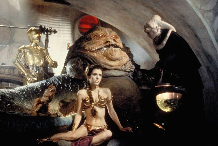 Star Wars, een universum vol geflipte wezens. Beeld Photo12