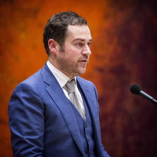 Klaas Dijkhoff.