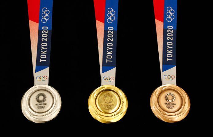 Nederland pakt volgens de berekeningen van Gracenote 16 keer goud, 16 maal zilver en 14 keer brons.