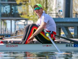 """Niels Van Zandweghe knap achtste op EK skiff: """"Met meer durf zat er zelfs top zes in"""""""