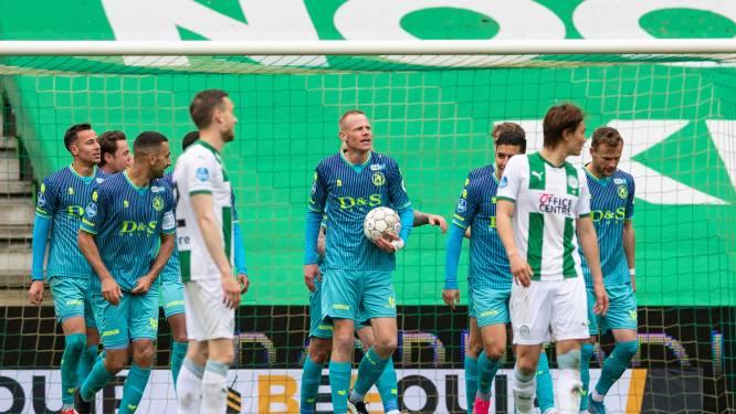 Samenvatting   FC Groningen - Sparta Rotterdam