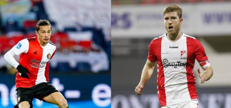 Feyenoord verlengt met Wehrmann, De Leeuw gaat terug naar FC Groningen