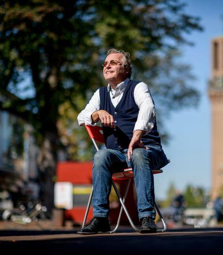 Hengelose kroegbaas George ten Brummelhuis: 'Die korte lontjes, je ziet ze steeds meer'