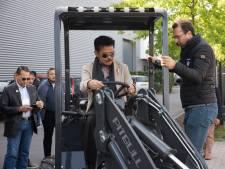 Bezoekje van de Indonesische landbouwminister: geen standaard dinsdag op industrieterrein Etten-Leur
