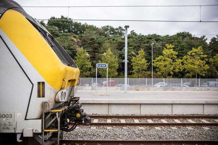 Vanaf 1 oktober is er weer meer personeel in het station van Genk. Dit is een illustratiebeeld.