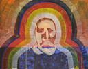 Van 1989 tot en met 1994 maakte Viktor Majdandzic 150 schilderijen over de oorlog in voormalig Joegoslavië.