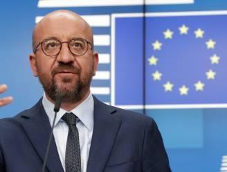"""EU-president Michel waarschuwt: """"Britten moeten verantwoordelijkheid nemen"""""""