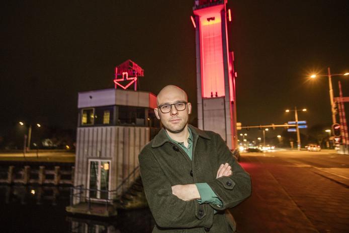 Rocco Verdult is stadskunstenaar van Helmond.