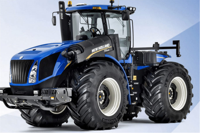 New Holland T9645