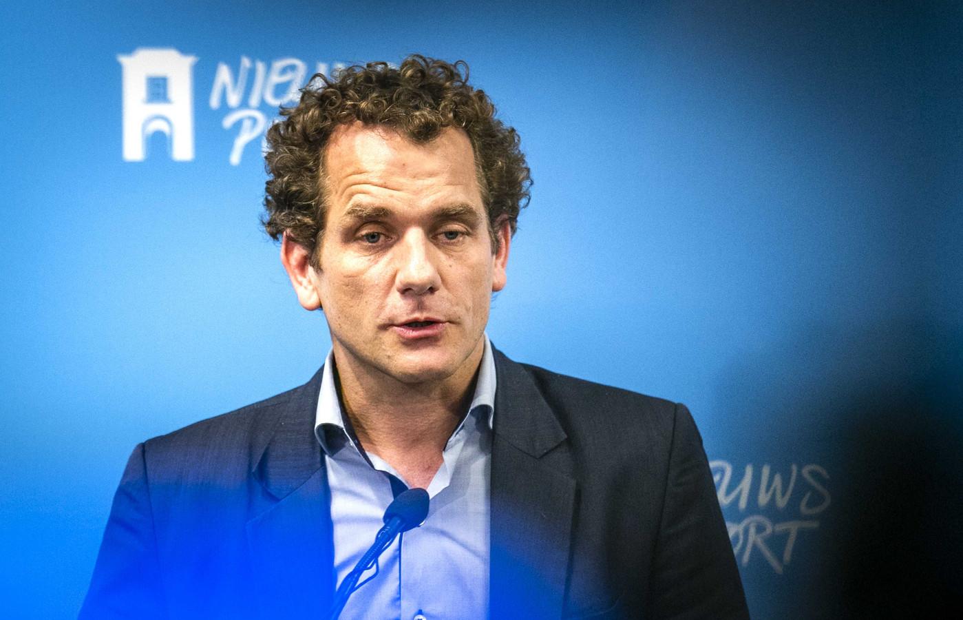 Joris Thijssen, directeur Greenpeace, wil de Tweede Kamer in voor de PvdA.