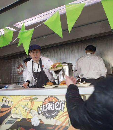 Les food trucks bientôt dans le centre de Bruxelles