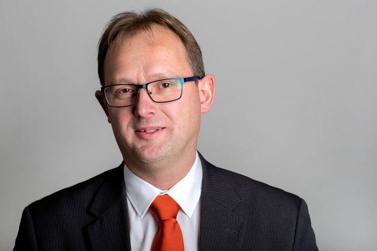 Europarlementariër Bert-Jan Ruissen (SGP). Beeld Hollandse Hoogte /  ANP