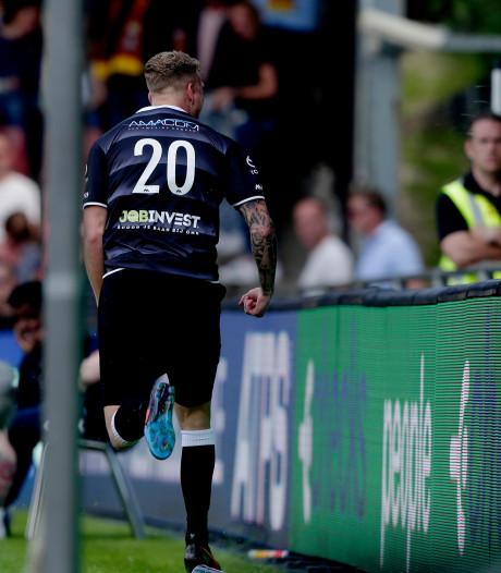 Lieshoutenaar Brouwers neemt biertjes voor lief na doelpunt FC Den Bosch: 'Een en al emotie wat er uitkomt'