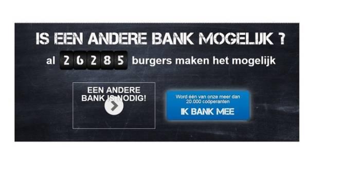Coöperatieve bank New B heeft al 26.000 coöperanten