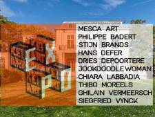 Kasteel Les Fayards opent voor kunstexpo KeiArt