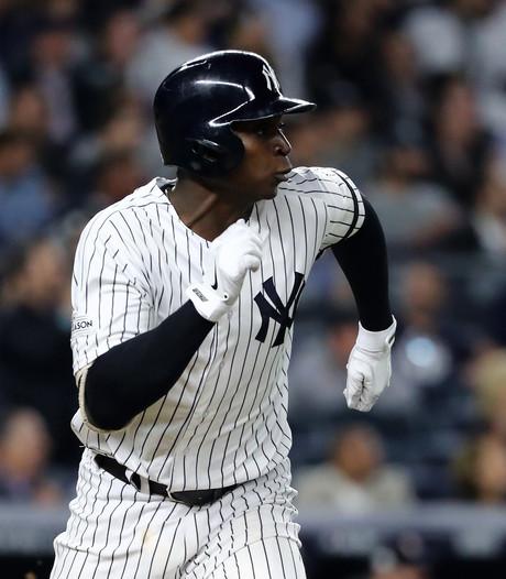 'Didi' brengt Yankees bijna naar World Series