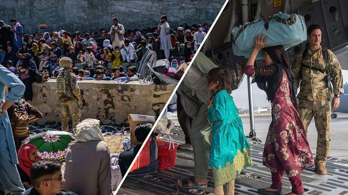 Nederland stopt donderdag met het evacueren van mensen uit de Afghaanse hoofdstad Kaboel. De situatie rond het vliegveld zou veel te gevaarlijk zijn.