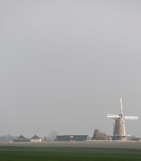 Opknapbeurt voor molen bij Neede