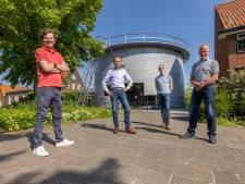 Architecten bundelen krachten, unieke Gashouder in Naaldwijk is te koop