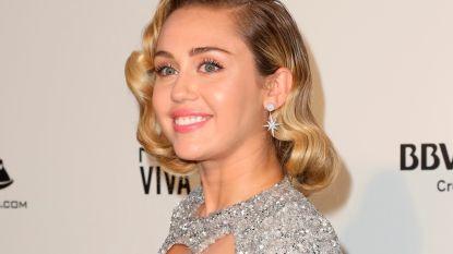 Voor 8.800 euro aan gitaren van Miley Cyrus gestolen