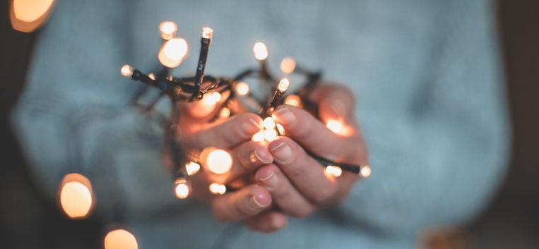"""Sylvia: """"Echte kaarsjes in de kerstboom, dat waren nog eens tijden"""""""