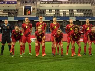 "Justien Odeurs mag met Red Flames naar EK: ""Door de grote poort naar Engeland"""
