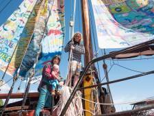 Historisch vrachtschip kan pakjesboot voor streekproducten worden