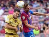 Luuk de Jong en Memphis helpen Barcelona aan winst