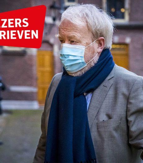 Reactie op uitspraak Van Dissel: 'Enige zelfreflectie zou ook geen kwaad kunnen'