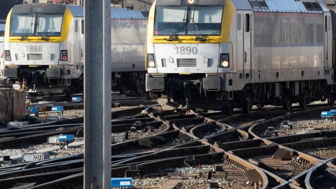Treinverkeer tussen Jette en Ternat onderbroken na persoonsaanrijding